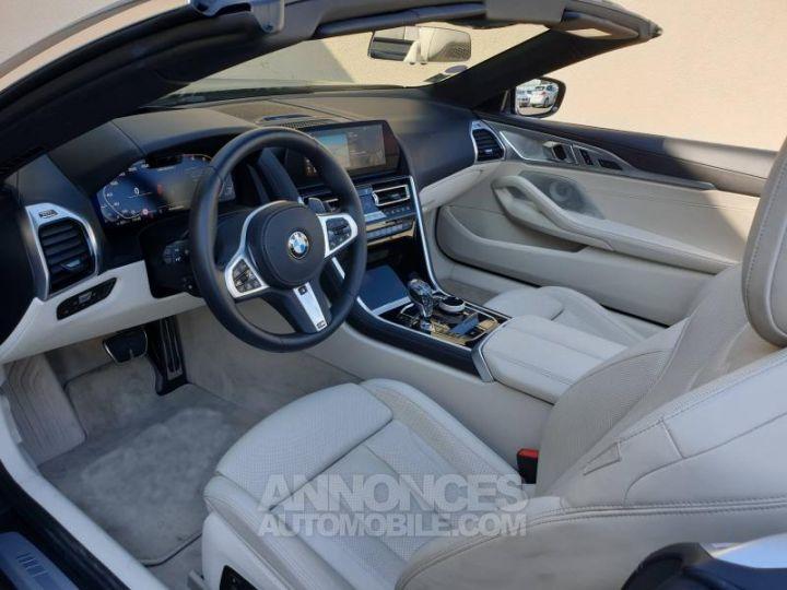 BMW Série 8 M850iA xDrive 530ch Dravit Grey Occasion - 7