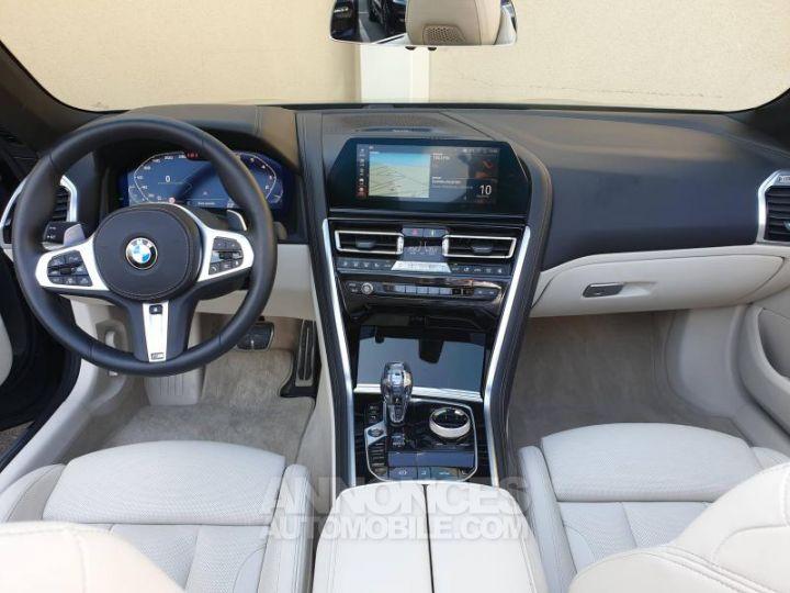 BMW Série 8 M850iA xDrive 530ch Dravit Grey Occasion - 9