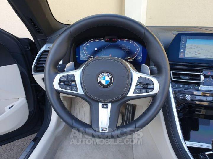 BMW Série 8 M850iA xDrive 530ch Dravit Grey Occasion - 10