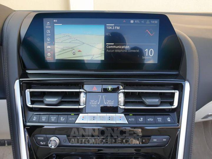 BMW Série 8 M850iA xDrive 530ch Dravit Grey Occasion - 11