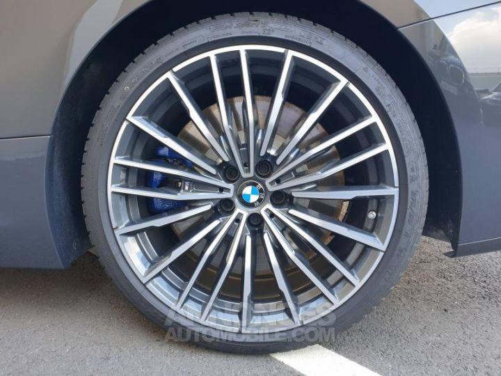 BMW Série 8 M850iA xDrive 530ch Dravit Grey Occasion - 14