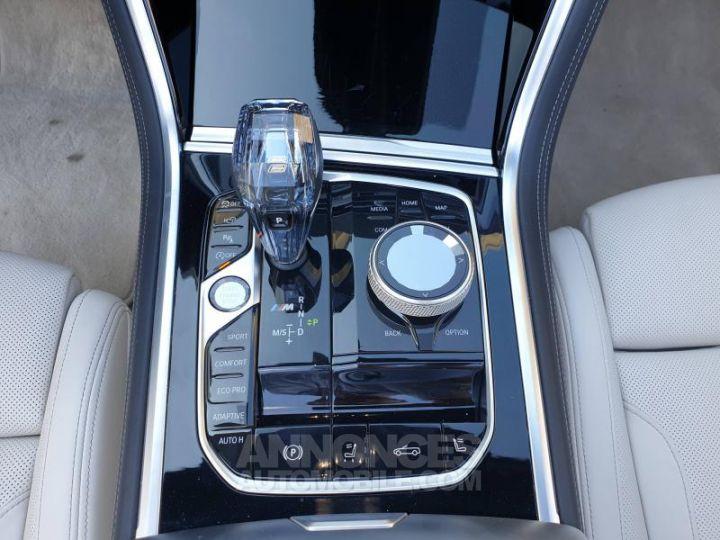 BMW Série 8 M850iA xDrive 530ch Dravit Grey Occasion - 15
