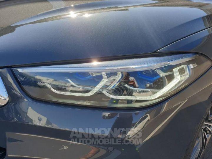 BMW Série 8 M850iA xDrive 530ch Dravit Grey Occasion - 19