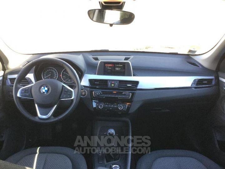BMW X1 sDrive16d 116ch Lounge BLANC Occasion - 4