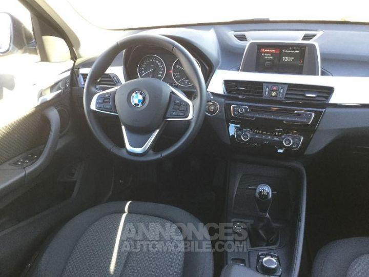 BMW X1 sDrive16d 116ch Lounge BLANC Occasion - 5