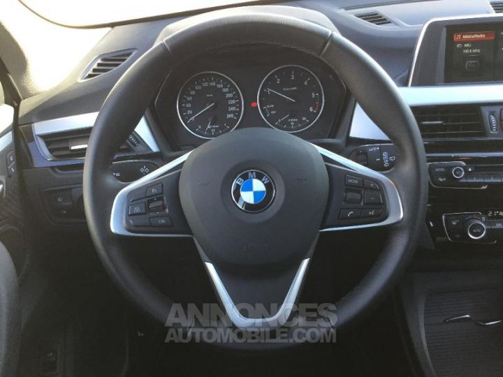 BMW X1 sDrive16d 116ch Lounge BLANC Occasion - 6