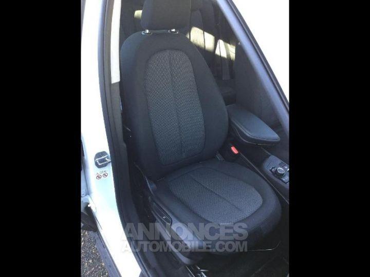 BMW X1 sDrive16d 116ch Lounge BLANC Occasion - 7
