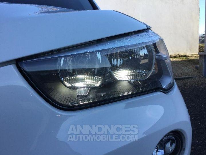 BMW X1 sDrive16d 116ch Lounge BLANC Occasion - 10