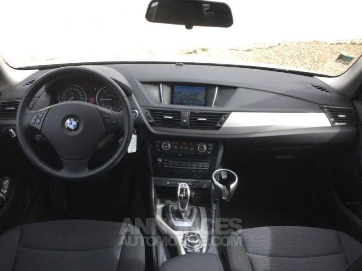 BMW X1 sDrive16dA 116ch Lounge Blanc Occasion - 4