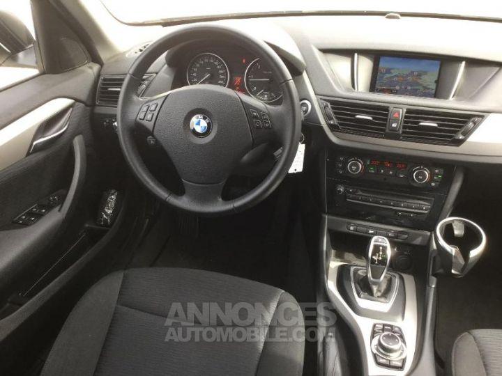 BMW X1 sDrive16dA 116ch Lounge Blanc Occasion - 5