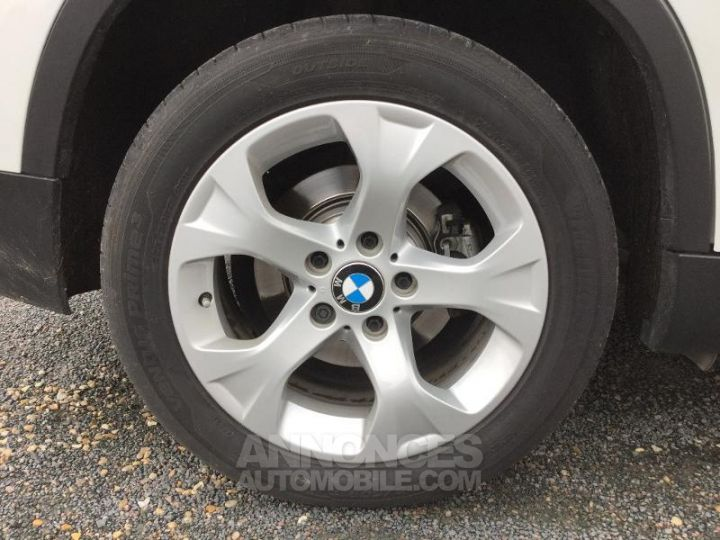 BMW X1 sDrive16dA 116ch Lounge BLANC Occasion - 8