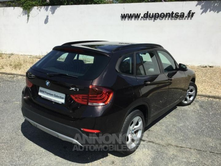 BMW X1 sDrive18d 143ch Lounge MARRON Occasion - 2
