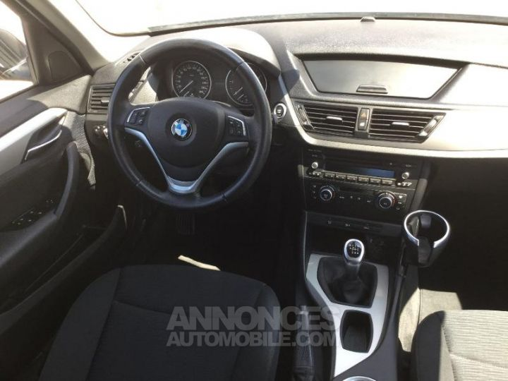 BMW X1 sDrive18d 143ch Lounge MARRON Occasion - 5