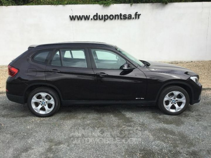 BMW X1 sDrive18d 143ch Lounge MARRON Occasion - 8
