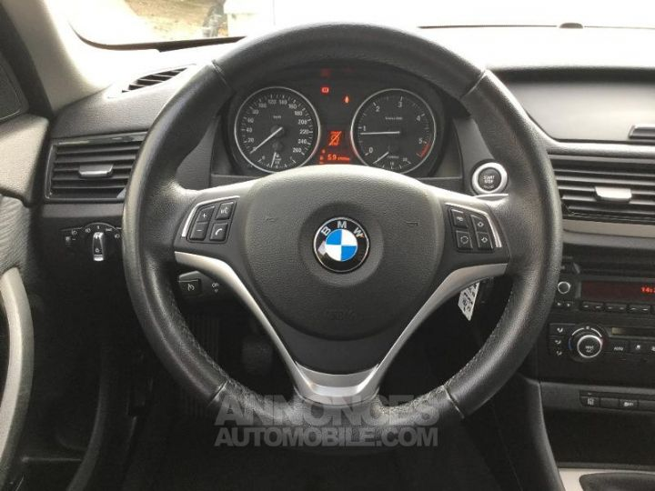 BMW X1 sDrive18d 143ch Lounge MARRON Occasion - 10