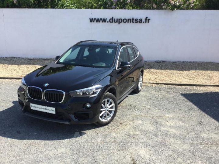 BMW X1 sDrive18d 150ch Business NOIR Occasion - 1