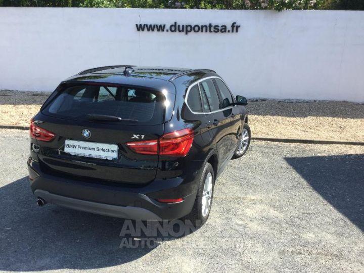 BMW X1 sDrive18d 150ch Business NOIR Occasion - 2