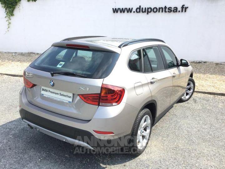BMW X1 sDrive18dA 143ch Lounge GRIS Occasion - 2