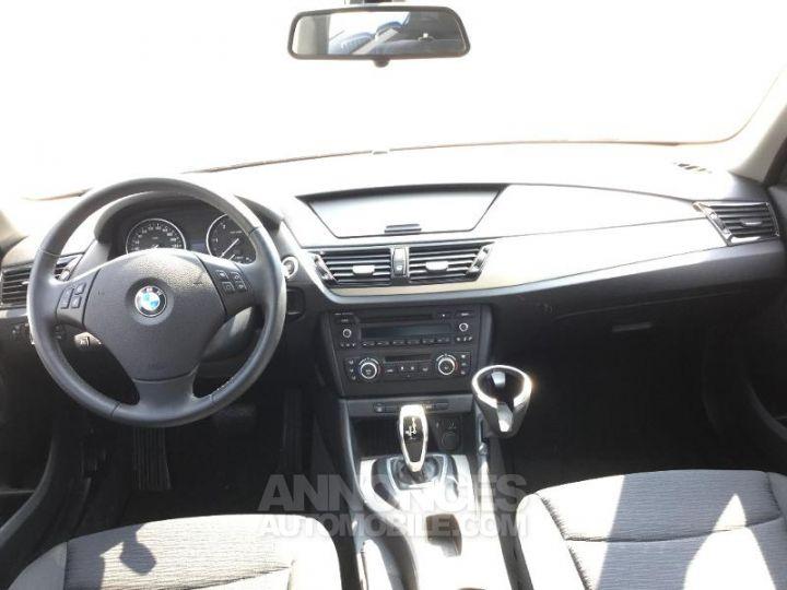 BMW X1 sDrive18dA 143ch Lounge GRIS Occasion - 4