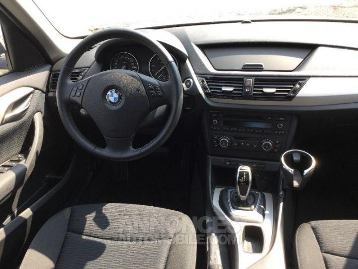 BMW X1 sDrive18dA 143ch Lounge GRIS Occasion - 5