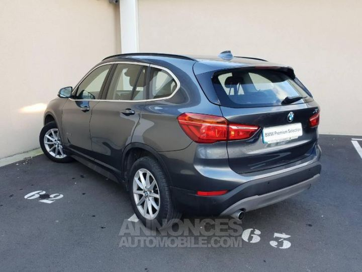 BMW X1 sDrive18dA 150ch Business Mineralgrau Occasion - 2