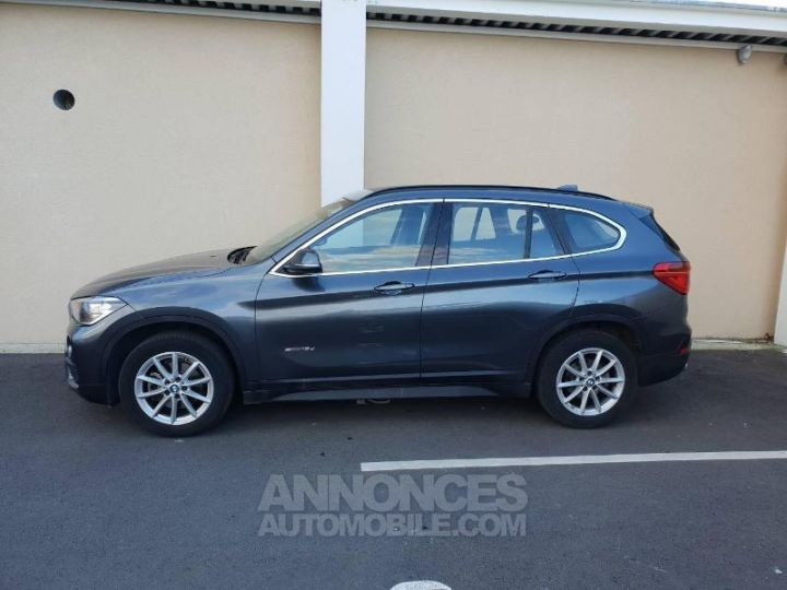 BMW X1 sDrive18dA 150ch Business Mineralgrau Occasion - 3