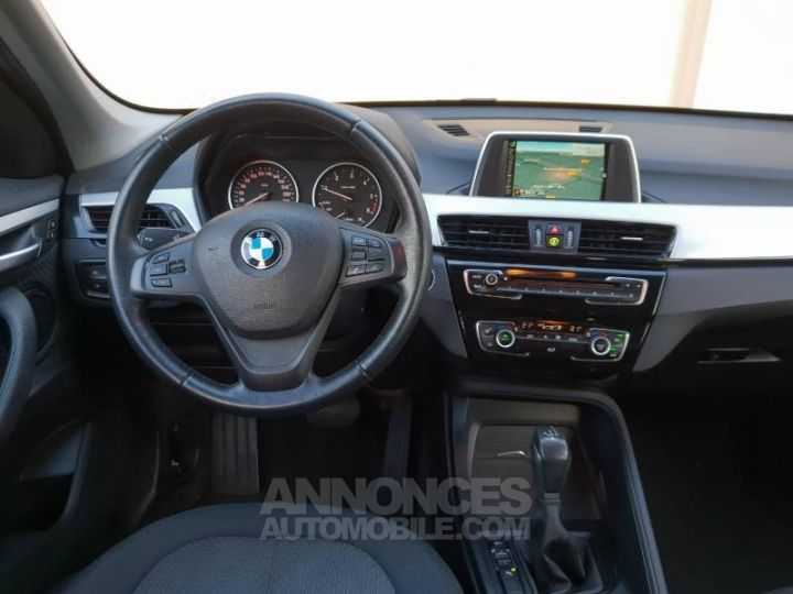 BMW X1 sDrive18dA 150ch Business Mineralgrau Occasion - 5