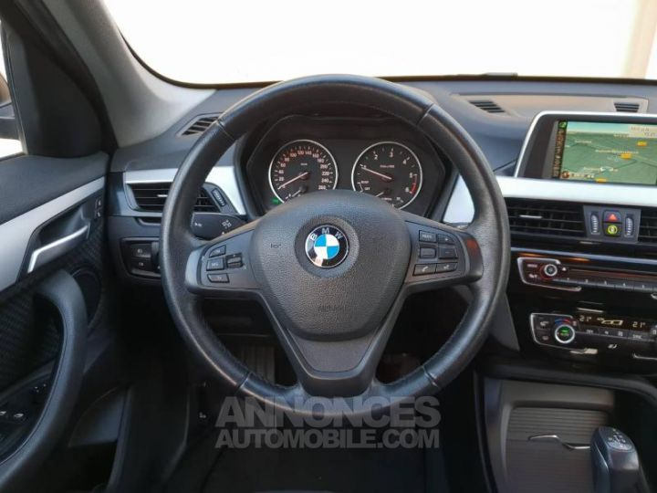 BMW X1 sDrive18dA 150ch Business Mineralgrau Occasion - 6