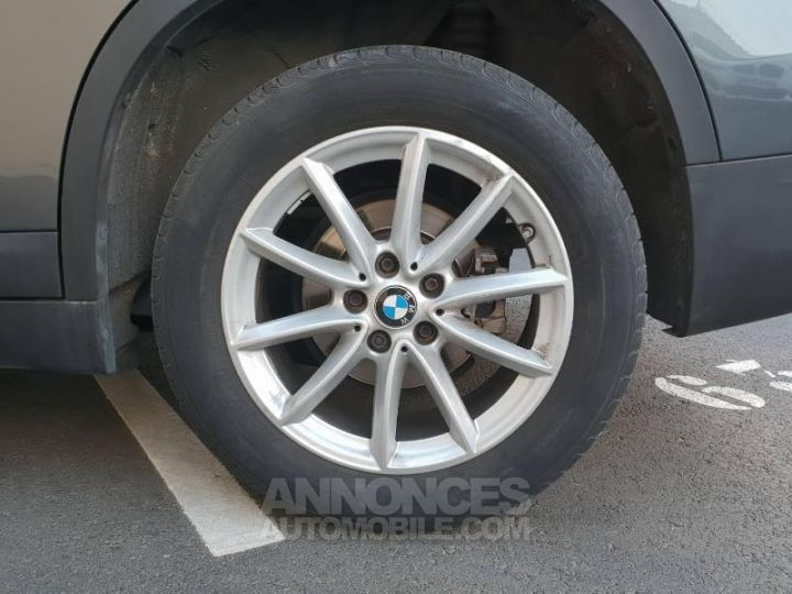 BMW X1 sDrive18dA 150ch Business Mineralgrau Occasion - 9