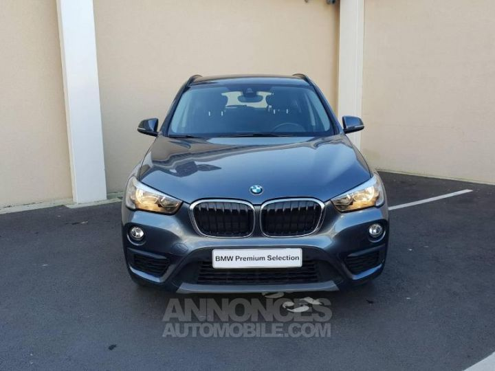 BMW X1 sDrive18dA 150ch Business Mineralgrau Occasion - 13