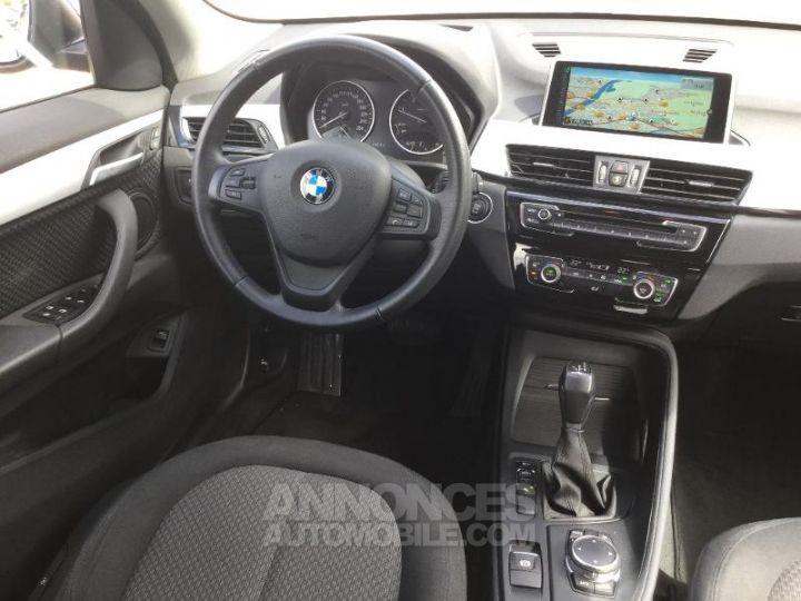 BMW X1 sDrive18dA 150ch Lounge BLEU F Occasion - 5
