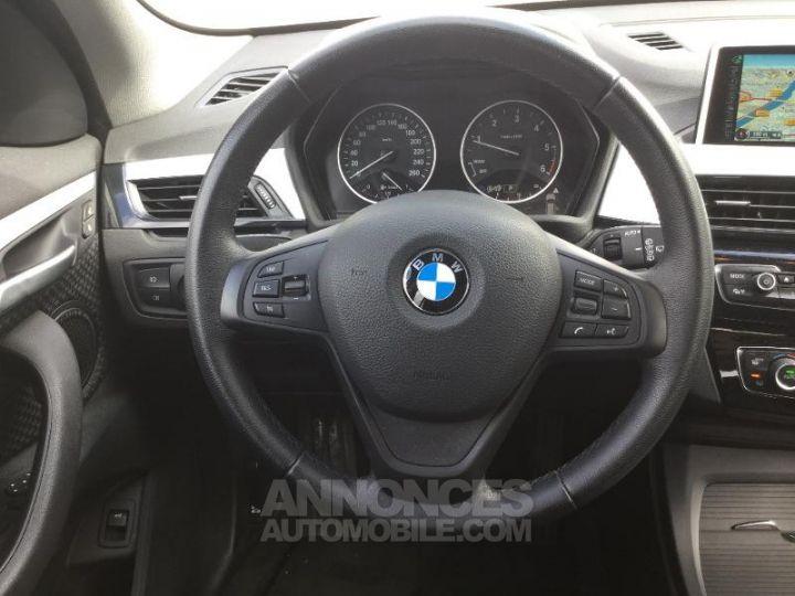 BMW X1 sDrive18dA 150ch Lounge BLEU F Occasion - 7