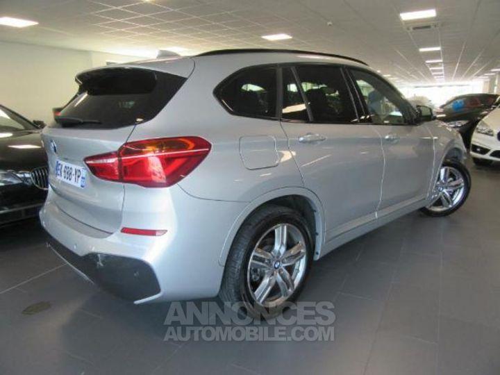 BMW X1 sDrive18dA 150ch M Sport titansilber Occasion - 3