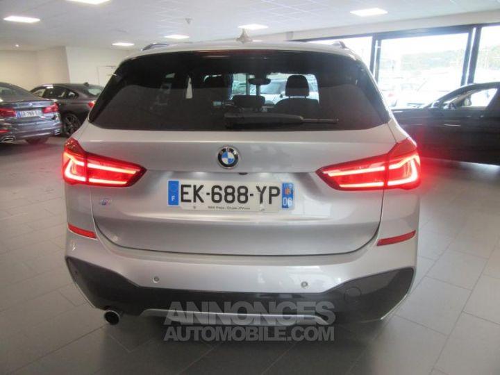 BMW X1 sDrive18dA 150ch M Sport titansilber Occasion - 4
