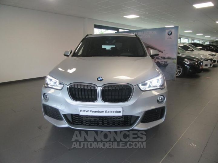 BMW X1 sDrive18dA 150ch M Sport titansilber Occasion - 5