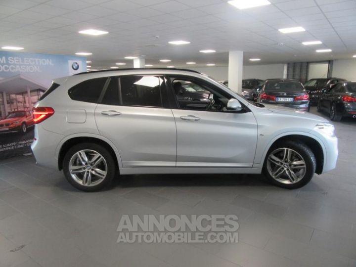 BMW X1 sDrive18dA 150ch M Sport titansilber Occasion - 6