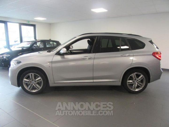 BMW X1 sDrive18dA 150ch M Sport titansilber Occasion - 7
