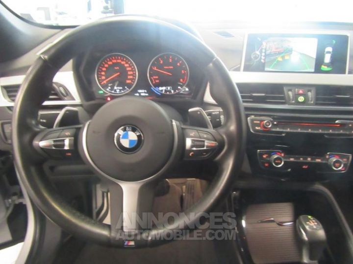 BMW X1 sDrive18dA 150ch M Sport titansilber Occasion - 8