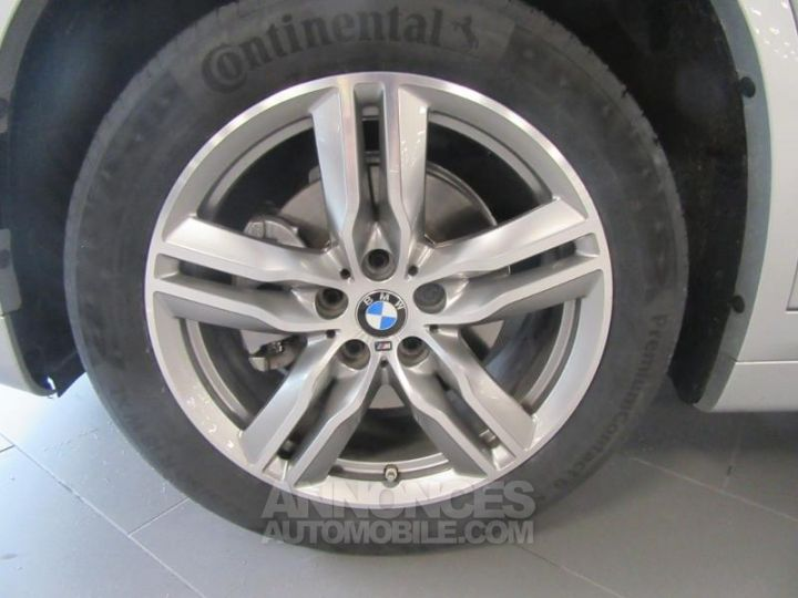 BMW X1 sDrive18dA 150ch M Sport titansilber Occasion - 9