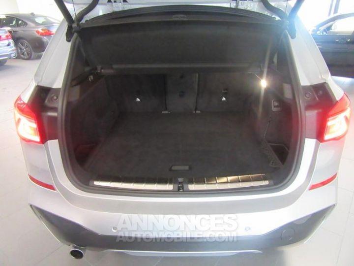 BMW X1 sDrive18dA 150ch M Sport titansilber Occasion - 10