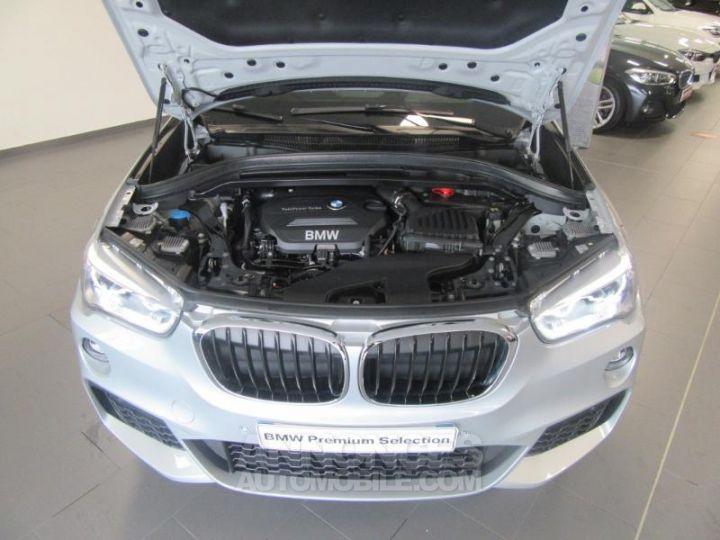 BMW X1 sDrive18dA 150ch M Sport titansilber Occasion - 11