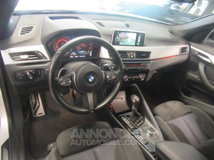 BMW X1 sDrive18dA 150ch M Sport titansilber Occasion - 13