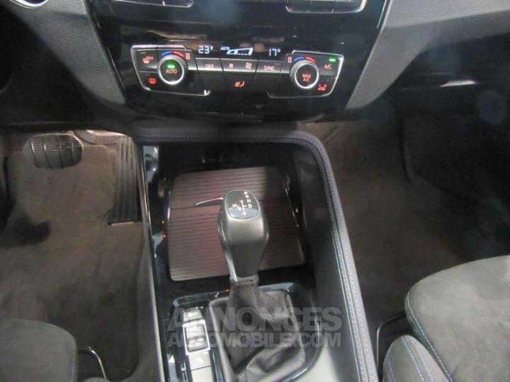 BMW X1 sDrive18dA 150ch M Sport titansilber Occasion - 17