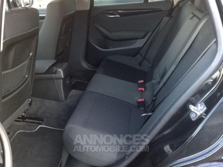 BMW X1 XDRIVE 18D 143 CH Confort Noir Occasion - 3