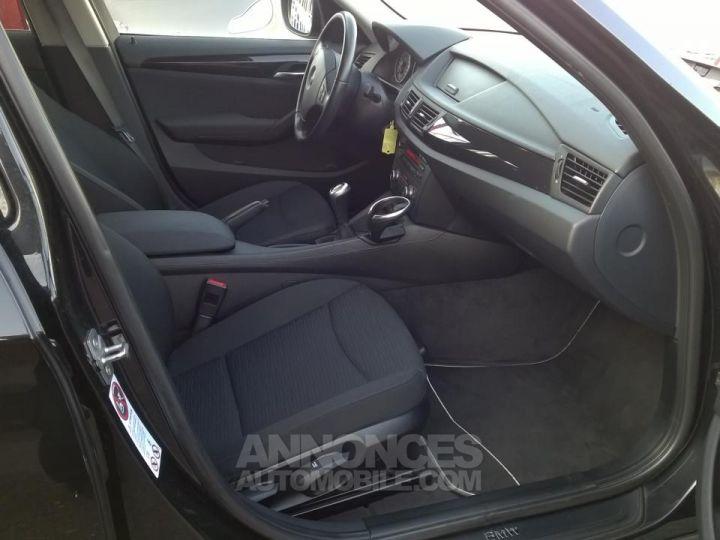 BMW X1 XDRIVE 18D 143 CH Confort Noir Occasion - 4