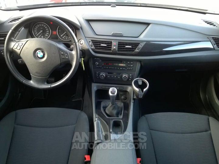 BMW X1 XDRIVE 18D 143 CH Confort Noir Occasion - 5