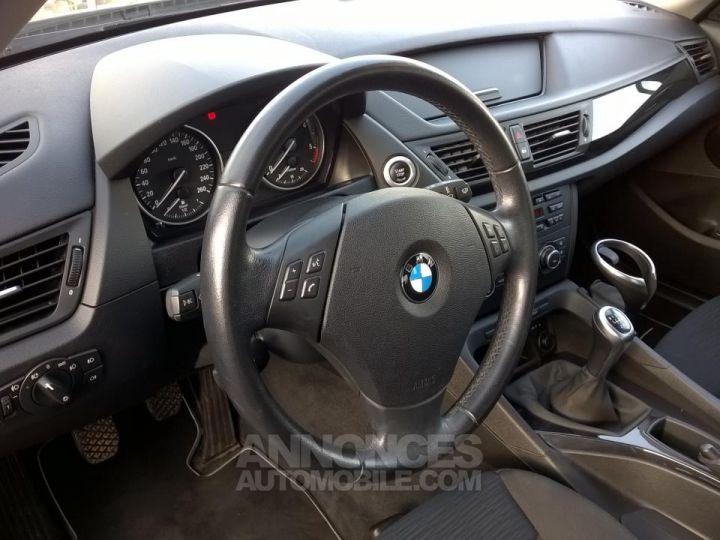 BMW X1 XDRIVE 18D 143 CH Confort Noir Occasion - 7