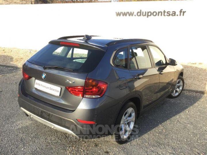 BMW X1 xDrive18d 143ch Lounge Plus GRIS Occasion - 2