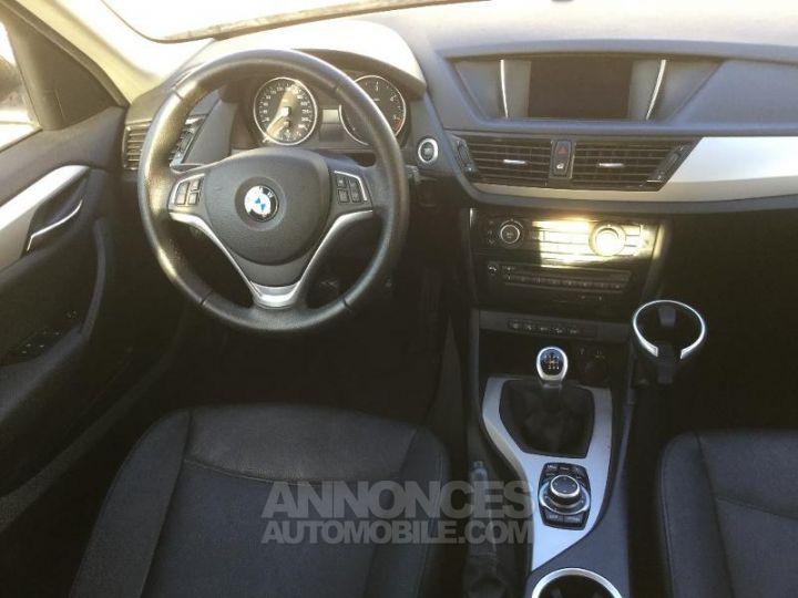 BMW X1 xDrive18d 143ch Lounge Plus GRIS Occasion - 5