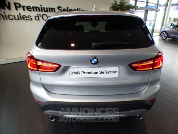 BMW X1 xDrive18dA 150ch xLine Euro6d-T Glaciersilber metallise Occasion - 5